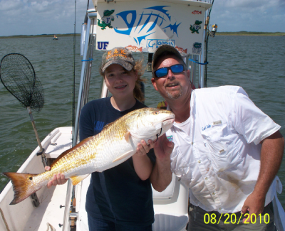 K k outfitters in corpus christi texas us sport for Fishing trips corpus christi