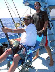 Blue nun sport fishing in honolulu hawaii us sport for Honolulu fishing charters