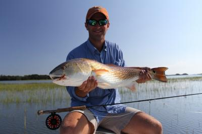 Fly right charters in charleston south carolina us for Charleston fly fishing