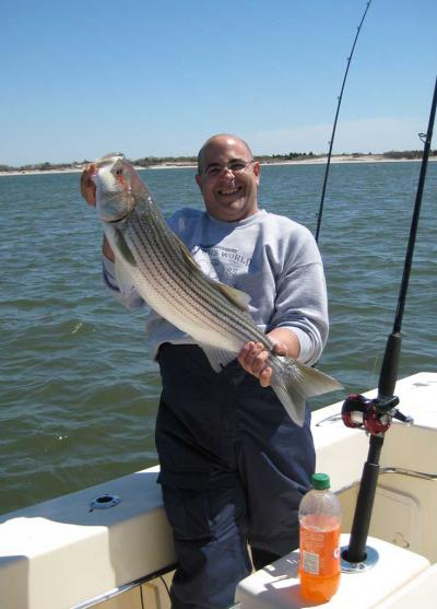 barnegat bay fishing charters in barnegat new jersey us