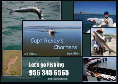 Captain randy 39 s charters in south padre island texas us for Randys fishing trips