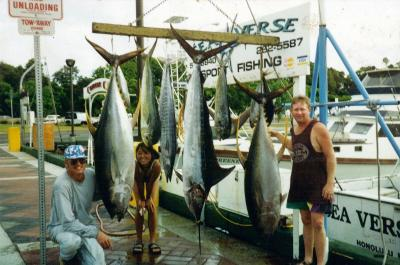 Sea verse sport fishing in honolulu hawaii us sport for Honolulu fishing charters